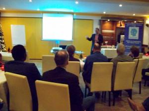 Eric van den Heuvel als Spreker TIme-management