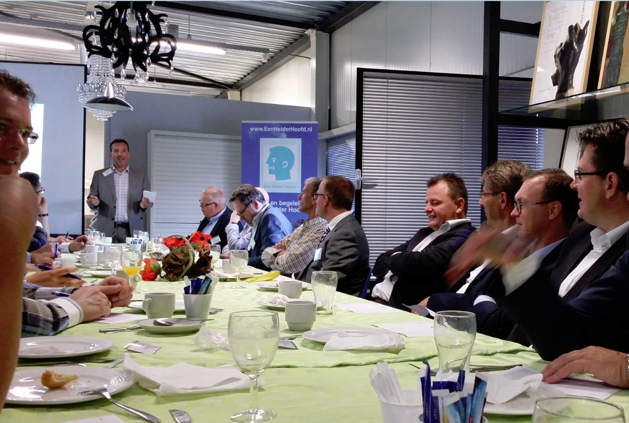 Spreker time management en slimmer werken bij BKA Altena