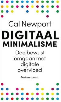 boek cal newport digital minimalisme