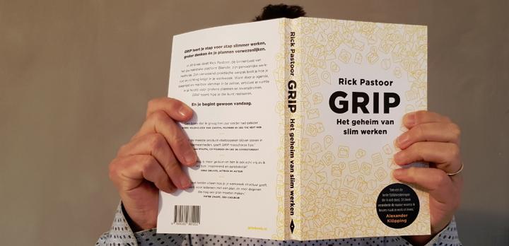 GRIP Het geheim van slim werken Rick Pastoor Boek Recensie