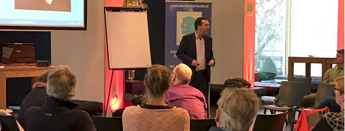 Lezing spreker timemanagement masterclass workshop GTD getting things done david allen Tijd emotie managen. aansturen is zelfmanagement effectief slimmer werken creatief werken