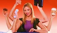 Multitasking beperkt concentratie Multitasken is een mythe