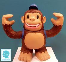 Haal die aap van je schouder als leidinggevende manager aapjes apen schouders