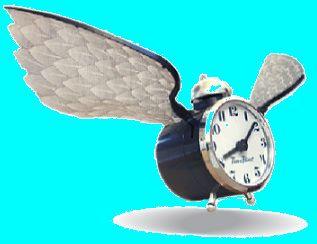Tijdgevers tijdrovers tijdverspillers