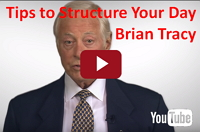 brian tracy plannen structere you day youtube