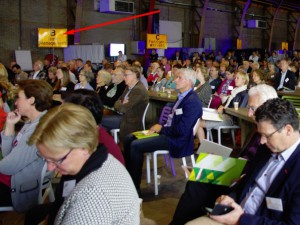 Volle zaal LaB