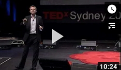 TEDxSydney - Nigel Marsh Work Life Balance Ongoing Battle