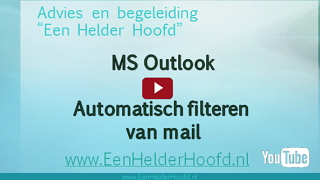 Hoe filter ik automatisch e-mails in Outlook