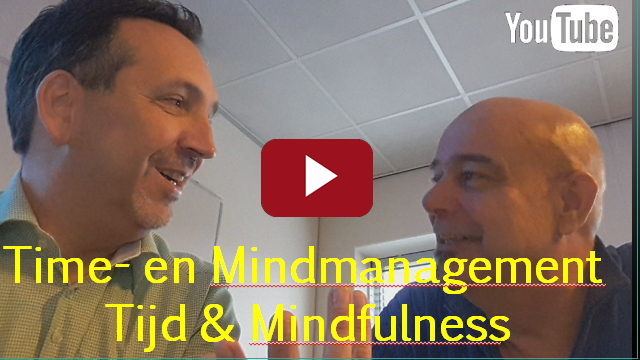 Bedrijfsmindfulness time- en mindmanagement training tegen werkstress 1 dag groepstraining tijdmanagement timemanagement video