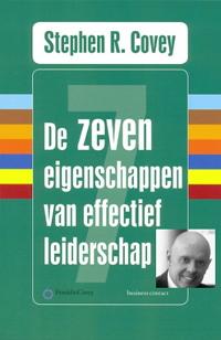 7 eigenschappen effectief leiderschap stephen covey managementboek