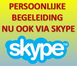1 op 1 begeleiding timemanagement via Skype