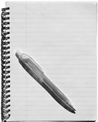 Schrijven verhoogt en verbetert de concentratie en zorgt voor meer ideeen
