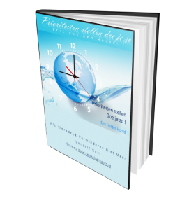 Gratis ebook prioriteiten stellen doe je zo met gratis timemanagement tips