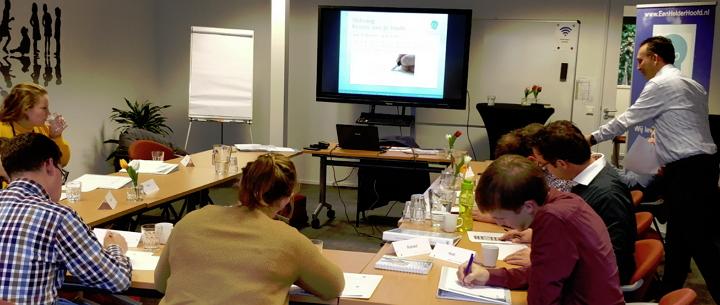 training timemanagement plannen organiseren prioriteiten cursus groningen