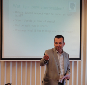Trainer timemanagement Eric van den Heuvel