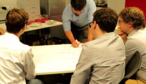 workshop plannen organiseren werk tafel