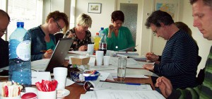 in-company time management cursus